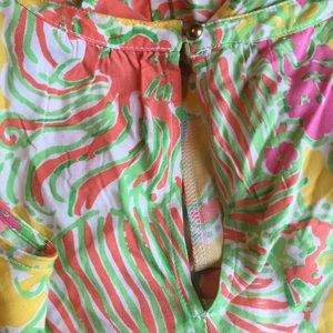Lilly Pulitzer for Target Other - Lilly Pulitzer for Target Challis Romper Size XS